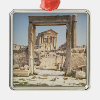 View of the Capitolium, 166-167 AD Christmas Ornament