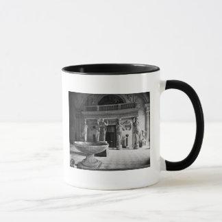 View of the Caryatids Tribune Mug