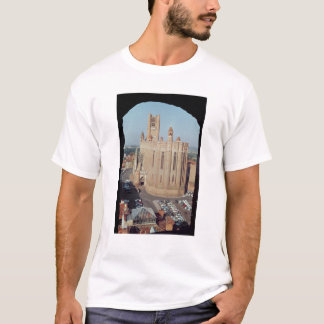 View of the Cathedral of Sainte-Cecile T-Shirt