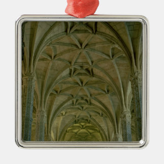 View of the central nave christmas ornament