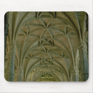 View of the central nave mouse mat