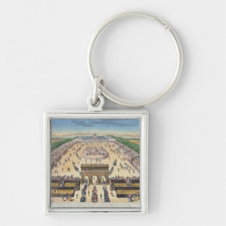 View of the Champs de Mars, 14th July 1790 Key Chains