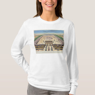 View of the Champs de Mars, 14th July 1790 T-Shirt