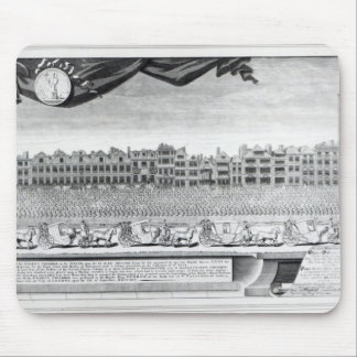 View of the Charity Children in the Strand Mouse Pad