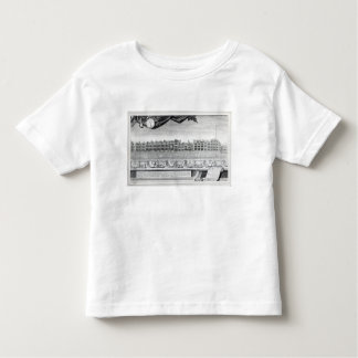 View of the Charity Children in the Strand Toddler T-Shirt