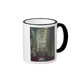 View of the choir coffee mug