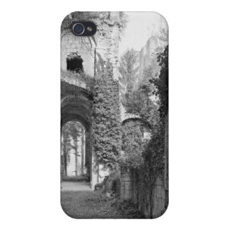 View of the church, c.1052-67 case for iPhone 4