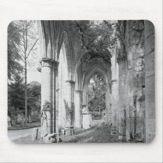 View of the church, c.1052-67 mouse mat