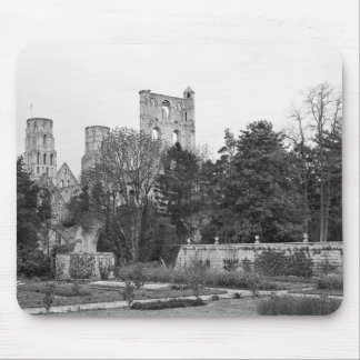 View of the church exterior, c.1052-67 mouse mat