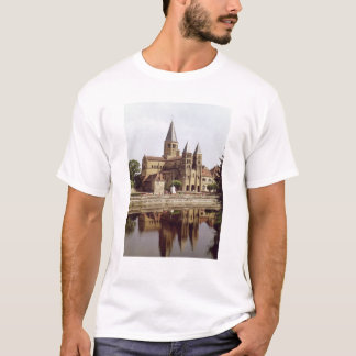View of the Church of Notre-Dame T-Shirt