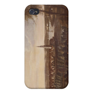 View of the Church of the Holy Spirit iPhone 4/4S Case