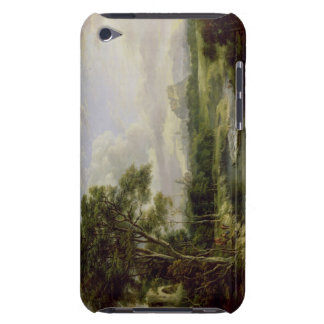 View of the City of Edinburgh, c.1822 (oil on canv iPod Touch Cover