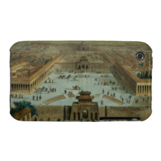 View of the City of Peking Taken from the South (e iPhone 3 Case-Mate Cases