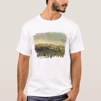 View of the City of Zaragoza T-Shirt