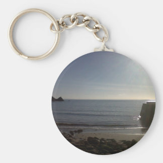 view of the coast key ring