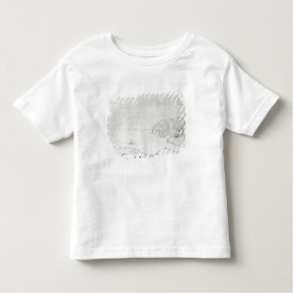 View of the coast off Chile Toddler T-Shirt