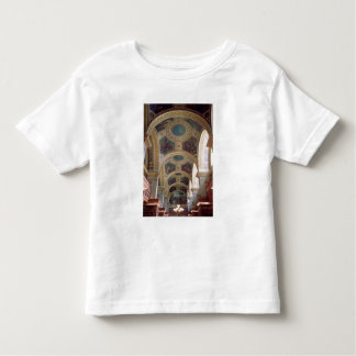 View of the coffered Library ceiling with gilded s Toddler T-Shirt