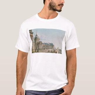 View of the College des Quatre Nations, Paris T-Shirt