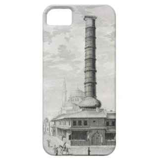 View of the Column of Constantine and the Principa iPhone 5 Cases