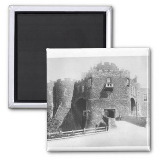 View of the Constable's Gate, built 1221-27 Magnet