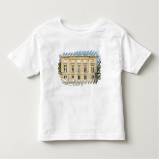 View of the Courtyard Facade of the Petit Toddler T-Shirt