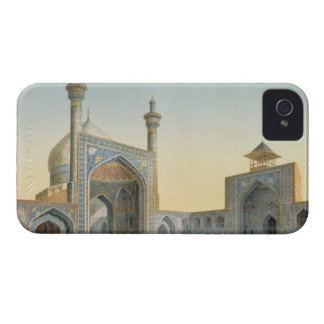 View of the Courtyard of the Mesdjid-i-Shah, Isfah iPhone 4 Cover
