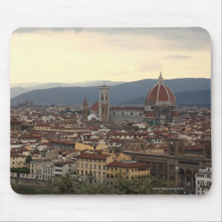 View of the Duomo Santa Maria Del Fiore in Mouse Pads
