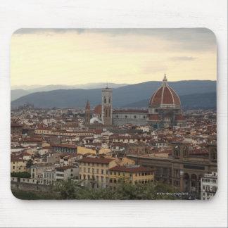 View of the Duomo Santa Maria Del Fiore in Mouse Pad