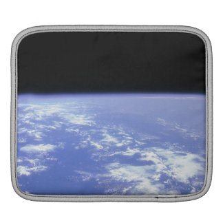 View of the Earth From Space iPad Sleeve