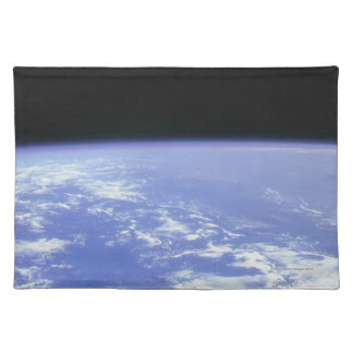 View of the Earth From Space Placemat