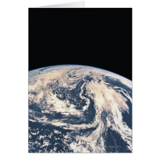 View of the Earths Surface Card