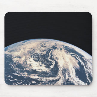 View of the Earths Surface Mouse Mat