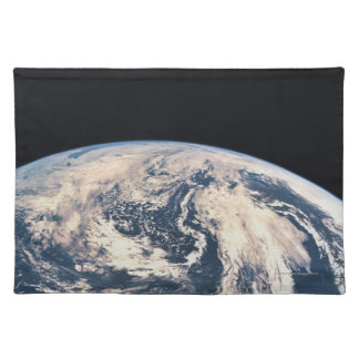 View of the Earths Surface Placemat