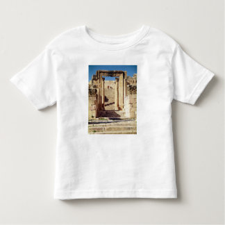 View of the entrance to the Christian Toddler T-Shirt