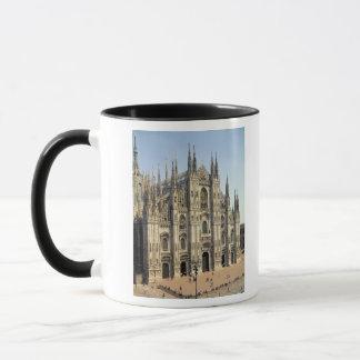 View of the facade, begun 1386 mug