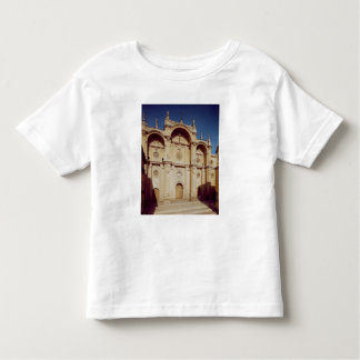 View of the facade, completed in 1667 toddler T-Shirt