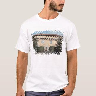 View of the facade, designed for Cosimo T-Shirt