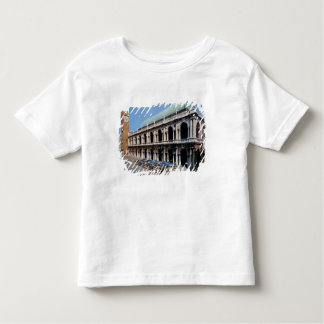 View of the facade of the Basilica Palladiana Toddler T-Shirt