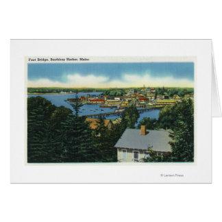 View of the Foot Bridge Card