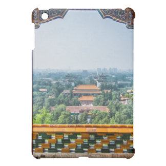 View of the Forbidden City from Jing Shan iPad Mini Case