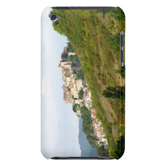View of the fortified village (photo) iPod Case-Mate case