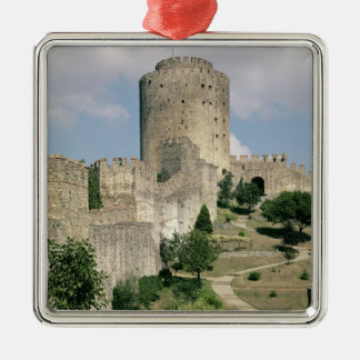 View of the Fortress, started in 1452 Christmas Ornament