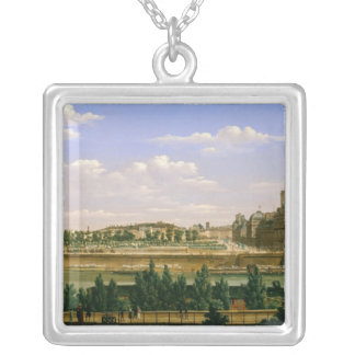 View of the Gardens and Palace of the Silver Plated Necklace