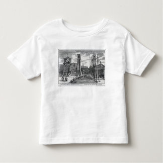 View of the gates at the entrance to Arsenal Toddler T-Shirt