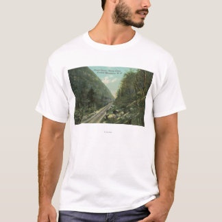 View of the Grand Canyon and Stoney Clove T-Shirt