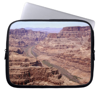 View of the Grand Canyon, Arizona Laptop Sleeve