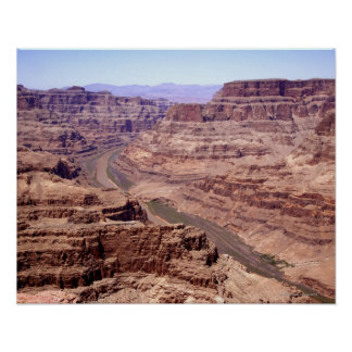 View of the Grand Canyon, Arizona Poster