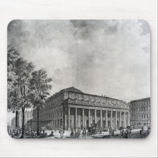 View of the Grand Theatre, Bordeaux Mousepads