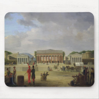 View of the Grand Theatre Mouse Mat
