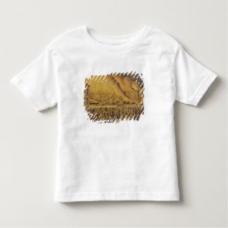 View of the Great Fire of Chicago Toddler T-Shirt